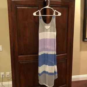 Lush multi-color dress. Never worn out removed tag